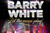 In celebration of Barry White.