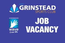 Job Vacancies at East Grinstead Sports Club