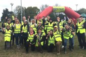 Earn £10 for a local cause by volunteering at Mid Sussex Marathon Weekend