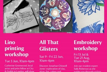 Discover Crafts at Standen House and Garden