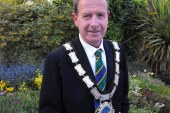 East Grinstead Town Council News: New Town Mayor, Cllr Rex Whittaker.