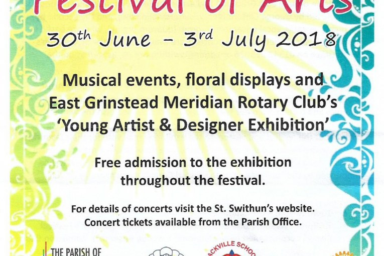 Festival of Arts at St Swithun's