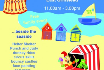 East Grinstead Playday – 7th August