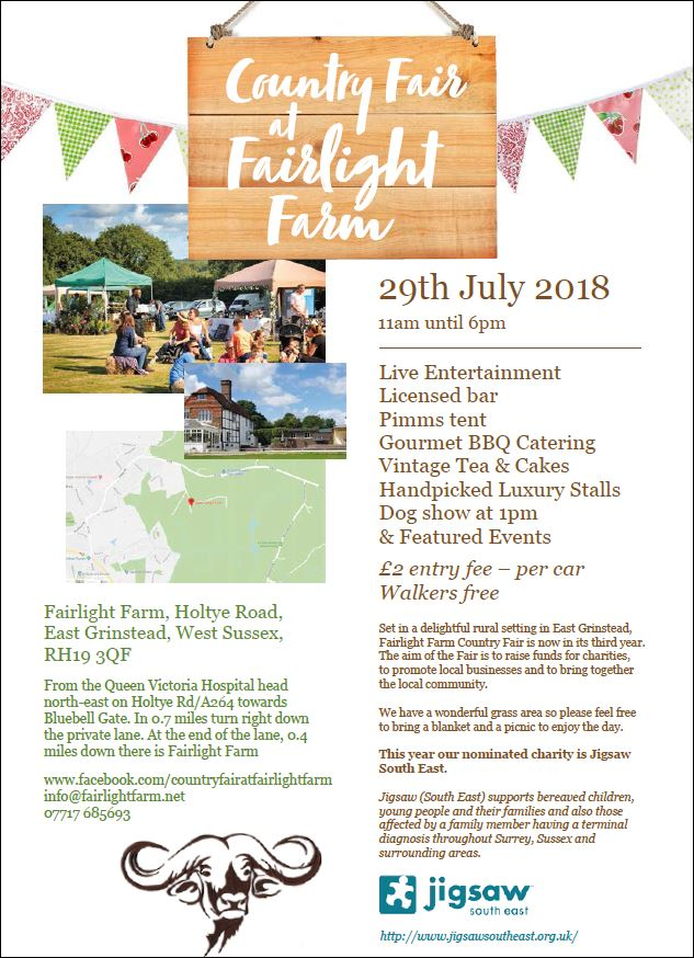 FairLightFarm | Visit East Grinstead