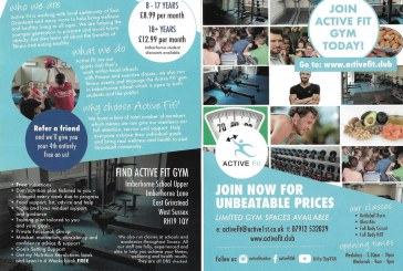 Active fit gym opens in East Grinstead