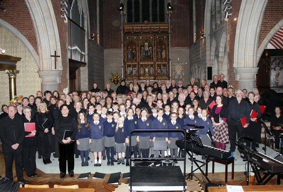 East Grinstead Choral Society news