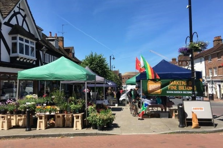 East Grinstead Farmer's Market