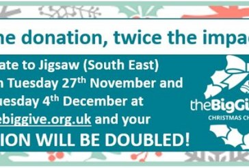 Jigsaw – Big Give Christmas Challenge