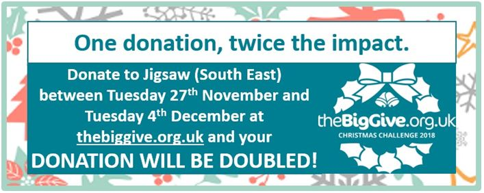 Christmas Challenge.Jigsaw Big Give Christmas Challenge Visit East Grinstead
