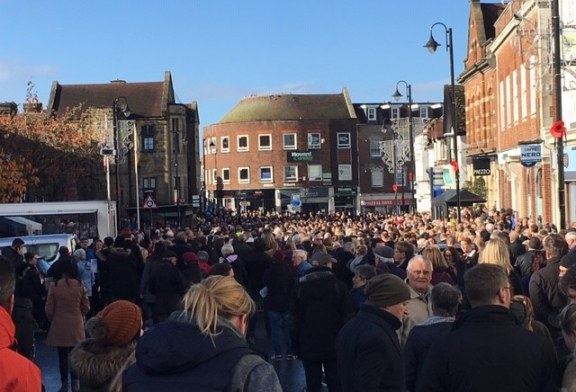 Town Council News. Remembrance Sunday 2018