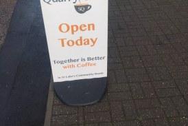 Stone Quarry Community Cafe news.