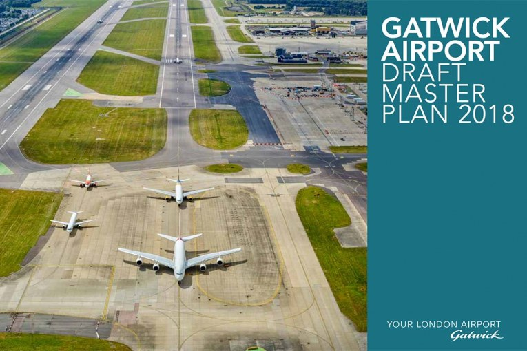 Have Your Say on Gatwick Airport's Draft Master Plan Consultation