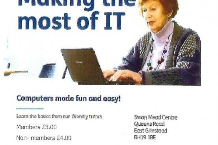 Making the Most of IT with Age UK