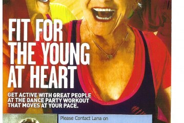 Wednesday Zumba with Age UK