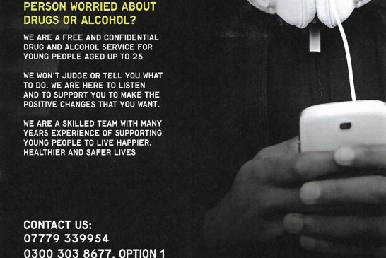 Under 25s Drug & Alcohol Service