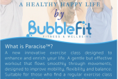 Paracise gentle exercise classes at east Court