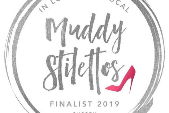 KITCHENS BESPOKE THROUGH TO THE SUSSEX MUDDY STILETTOS AWARDS 2019!