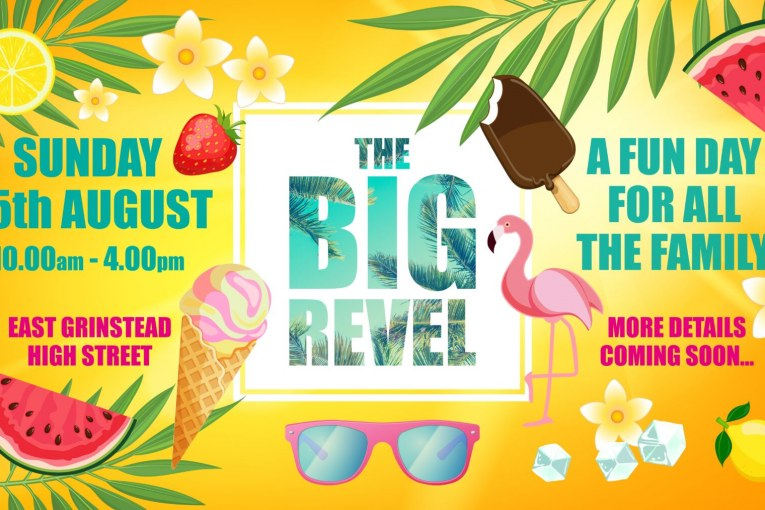 East Grinstead's The Big Revel