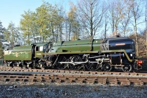 Bluebell Railway; Giants of Steam.