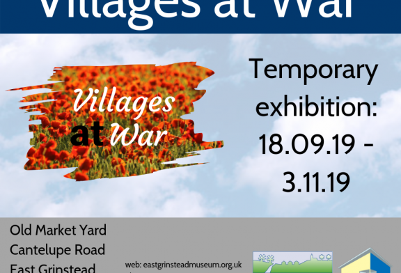 Villages at War – temporary exhibition
