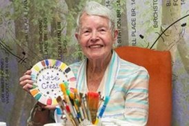 East Grinstead care home gets toes tapping during arty open day
