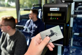 Tap On, Tap Off with Metrobus