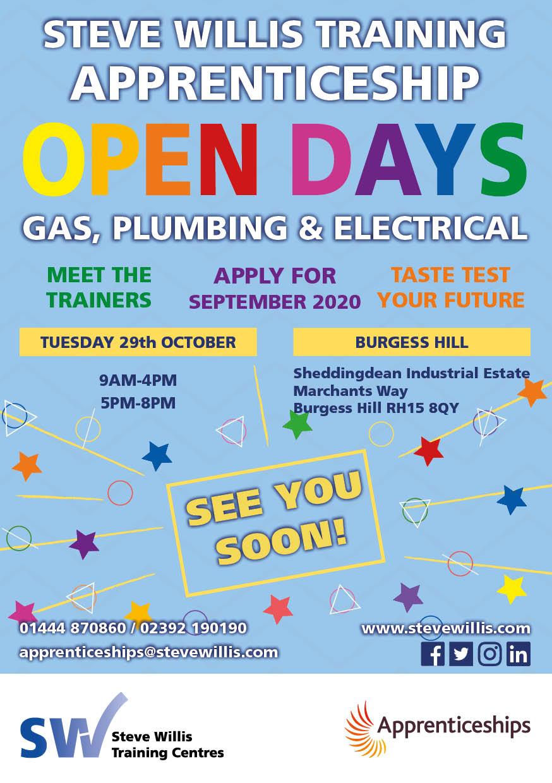 Apprenticeship Open Days