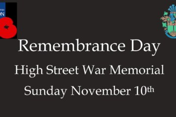 East Grinstead Town Council News: Remembrance