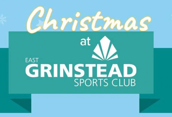 Come to East Grinstead Sports Club this Christmas for some festive fun!