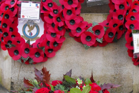 East Grinstead Town Council News; Lest We Forget.