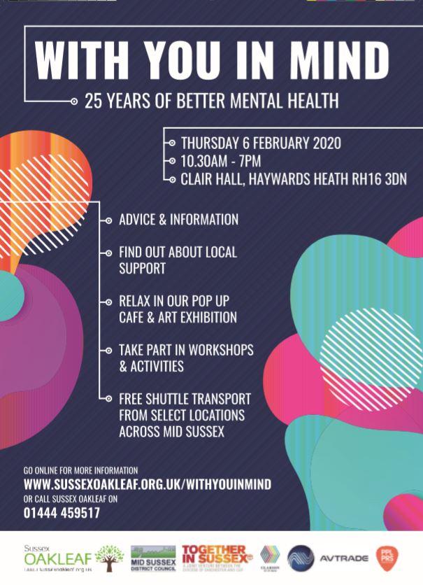 Mental Health – Advice & Information