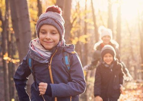 Kids Travel Free until the end of December