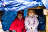 Back to the gol-den days. New East Grinstead Nursery needs your help to build a World record