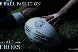 East Grinstead Rugby Club says 'Thank you to Key Workers'