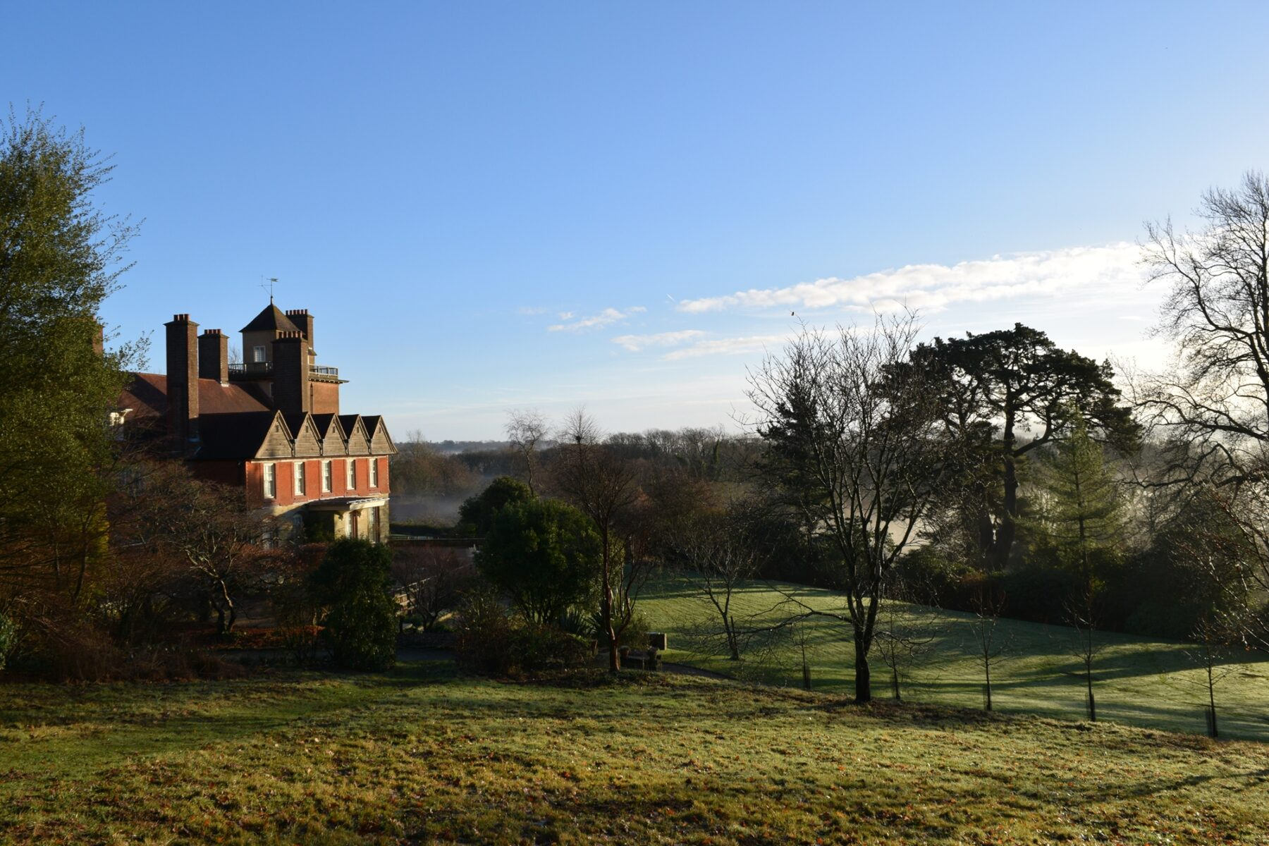 Standen NT opens Barn Cafe for takeaways for visitors